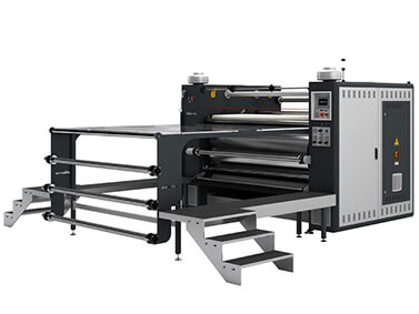 DP-20B1000C Piece & Roll to Roll Transfer Printing Machine, Parça & Metraj Transfer Printing Machine