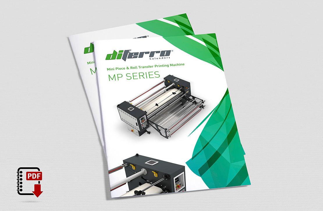 MP Series Piece & Roll to Roll Transfer Printing Machine