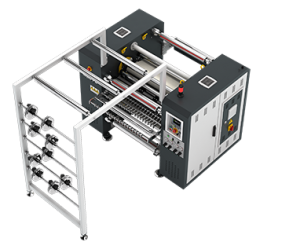 DR Series Ribbon Transfer Printing Machine - ŞERİT KURDELE BASKI MAKİNALARI