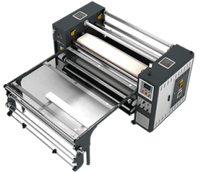 DP Series Piece & Roll to Roll Transfer Printing Machine - PARÇA & METRAJ TRANSFER BASKI MAKİNALARI