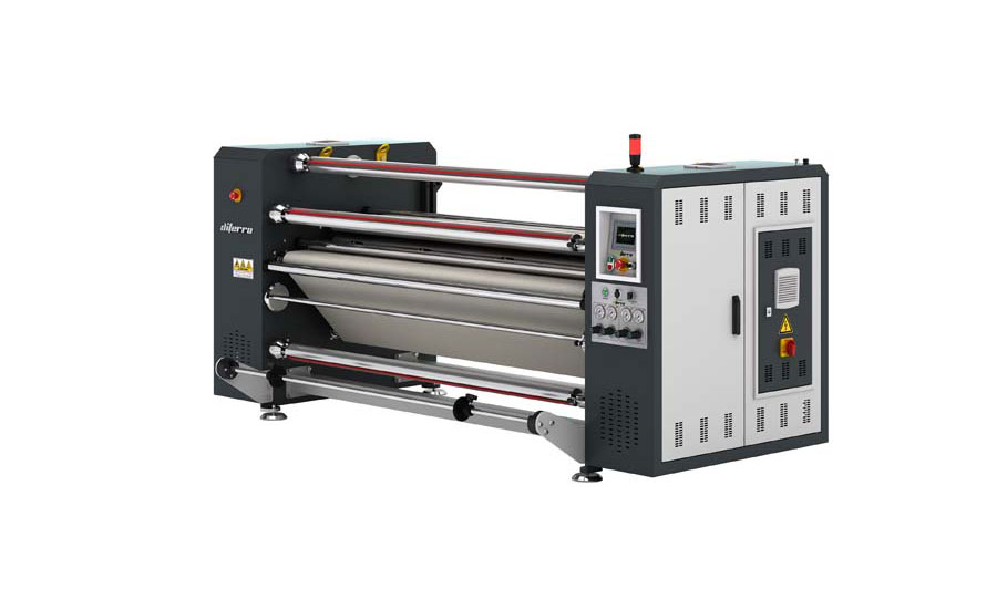 MM-19B320C Roll to Roll Transfer Printing Machine